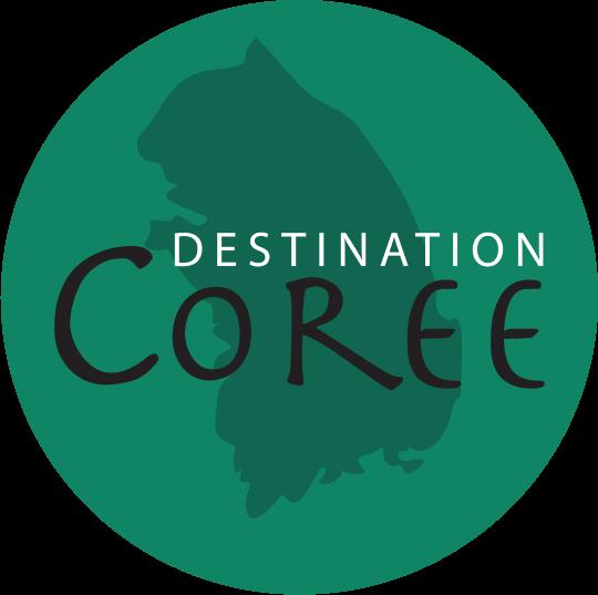 Destination Corée